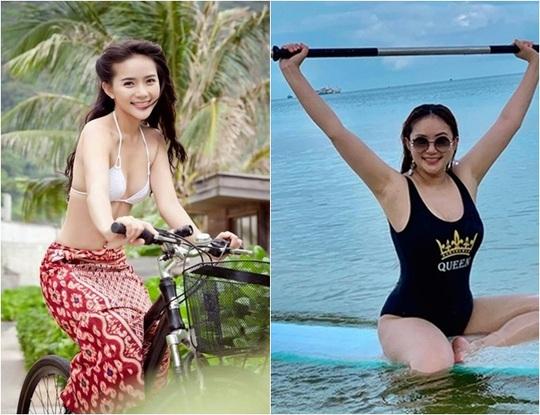 Nhìn không ra người mẫu Phan Như Thảo! - Ảnh 6.