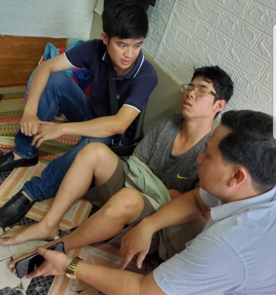 Nghi can cướp ngân hàng ở Đồng Nai bị bắt tại TP HCM - Ảnh 2.