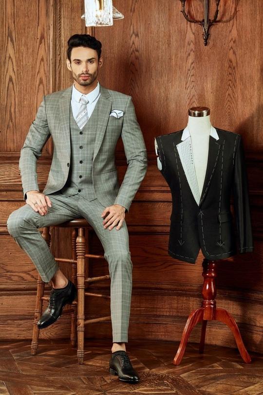 Vercelli collection - bộ sưu tập Suit phong cách Italia đến từ thương hiệu Mon Amie - Ảnh 1.