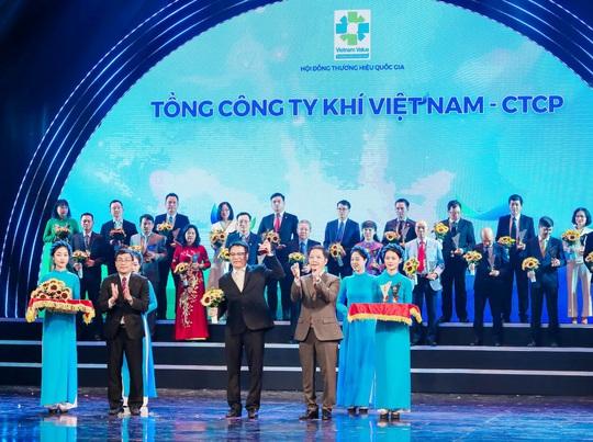 PV GAS tiếp tục nhận vinh danh Thương hiệu Quốc gia năm 2020 - Ảnh 1.