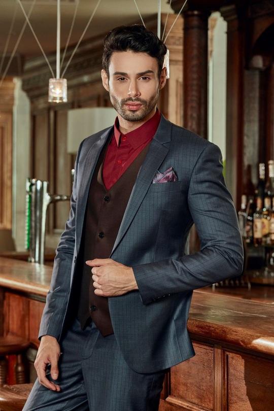 Vercelli collection - bộ sưu tập Suit phong cách Italia đến từ thương hiệu Mon Amie - Ảnh 3.