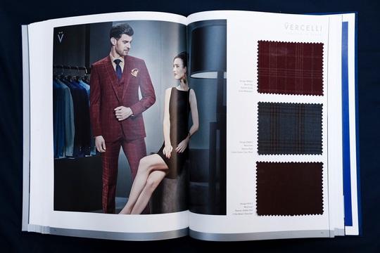 Vercelli collection - bộ sưu tập Suit phong cách Italia đến từ thương hiệu Mon Amie - Ảnh 5.