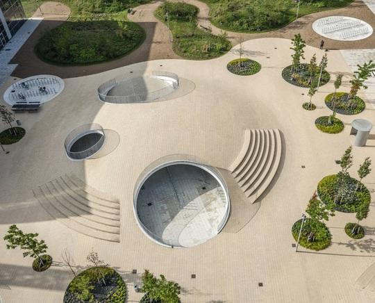 2 ngôi nhà ở Việt Nam thắng giải thưởng kiến trúc 2020 - Ảnh 5.