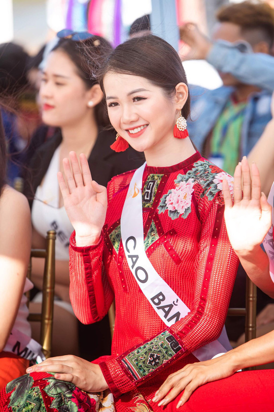 Top 5 Hoa khôi Du lịch Việt Nam 2020 nói gì sau cuộc thi? - Ảnh 3.