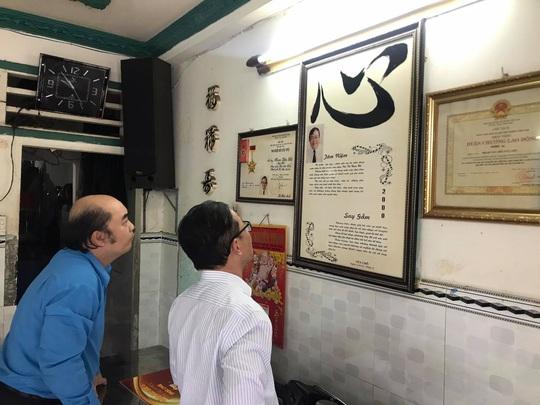 Mai Vàng nhân ái thăm hai nhạc sĩ Duy Khanh và Văn Dần - Ảnh 3.