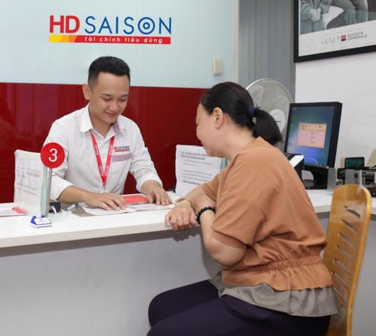 HD SAISON giảm lãi suất vay tiêu dùng cho người dân tại khu vực bị ảnh hưởng bởi bão lũ - Ảnh 1.