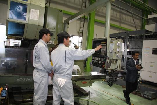 Tuyển thực tập sinh ngành sản xuất chế tạo và xây dựng - Ảnh 1.