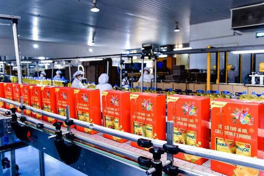 KIDO dự kiến cung cấp hơn 100.000 tấn dầu ăn và chính thức quay lại thị trường bánh kẹo Tết - Ảnh 1.