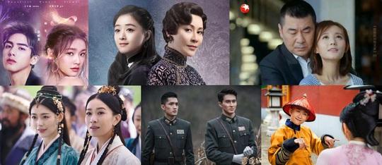 10 bộ phim Hoa ngữ bị ném đá nhiều nhất trong năm 2020 - Ảnh 1.