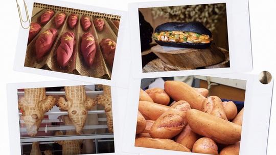 Những kiểu biến tấu bánh mì năm 2020 - Ảnh 1.