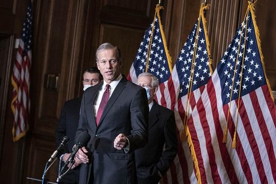 Nhiều thượng nghị sĩ Cộng hòa công nhận ông Biden đắc cử - Ảnh 1.