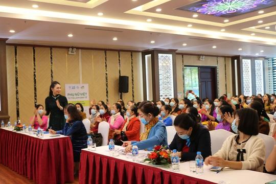 Phụ nữ Việt tự tin làm kinh tế lan tỏa tinh thần tự tin tự chủ - Ảnh 1.