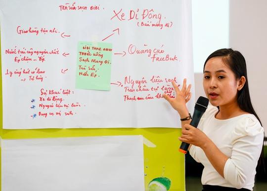 Phụ nữ Việt tự tin làm kinh tế lan tỏa tinh thần tự tin tự chủ - Ảnh 4.