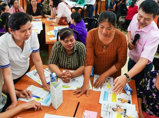 Phụ nữ Việt tự tin làm kinh tế lan tỏa tinh thần tự tin tự chủ - Ảnh 3.
