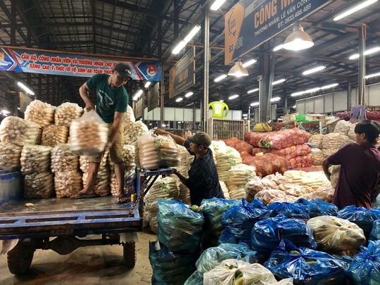 Ngăn rác thải nông sản đổ về TP HCM, không khó! - Ảnh 1.