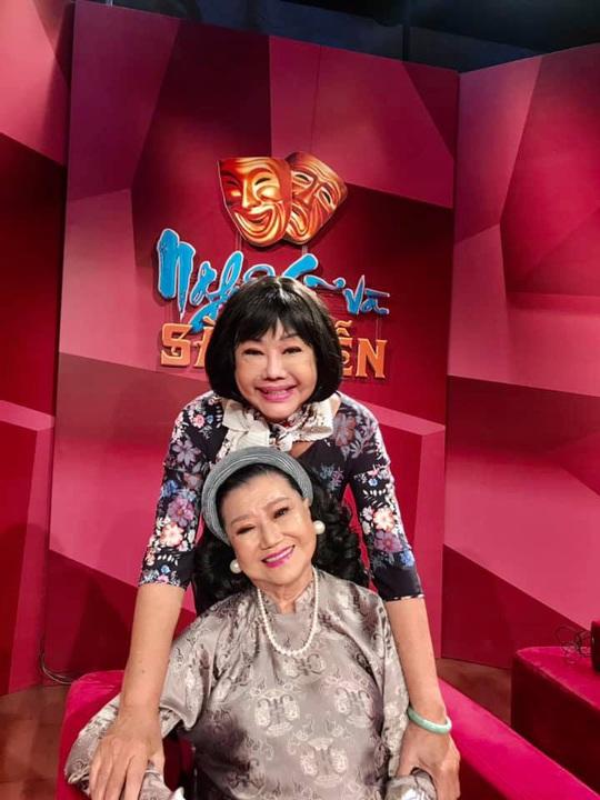 Mai Vàng nhân ái thăm nghệ sĩ Diễm Kiều và Kiều Phượng Loan - Ảnh 5.