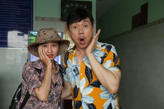 Xúc động hình ảnh cuối cùng của nghệ sĩ Chí Tài trong show truyền hình giúp người bất hạnh đổi đời - Ảnh 9.