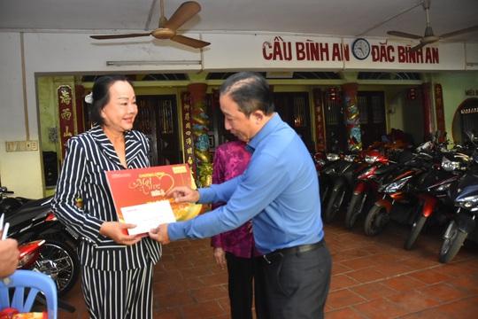 Mai Vàng nhân ái thăm nghệ sĩ Diễm Kiều và Kiều Phượng Loan - Ảnh 4.