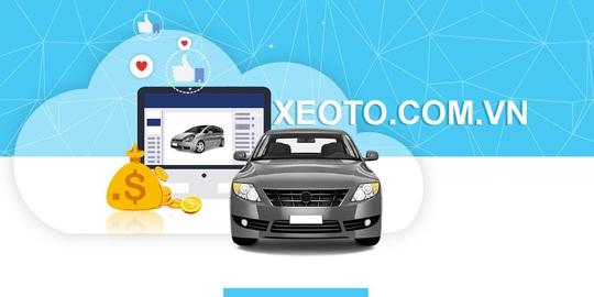 Xeoto.com.vn tiên phong kết nối công nghệ vào lĩnh vực mua bán ô tô - Ảnh 1.