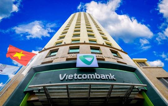 Vietcombank lên đỉnh vốn hóa của thị trường - Ảnh 1.