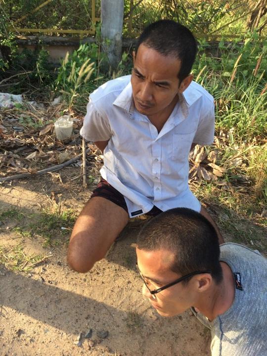 2 phạm nhân nguy hiểm trốn trại giam ở Tây Ninh đã bị bắt - Ảnh 1.