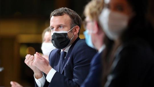 Tổng thống Pháp Emmanuel Macron mắc Covid-19 - Ảnh 1.