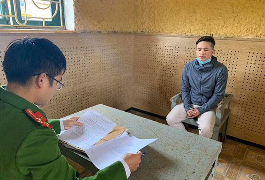 """Quảng Bình: Bắt giam kẻ mang ô tô cầm hơn 500 triệu rồi """"xù"""" nợ ngân hàng - Ảnh 1."""