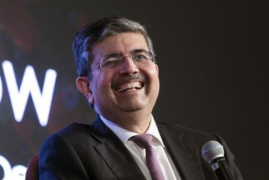 Từ bỏ giấc mơ vì chết hụt, sếp ngân hàng Ấn Độ trở thành tỷ phú USD - Ảnh 1.