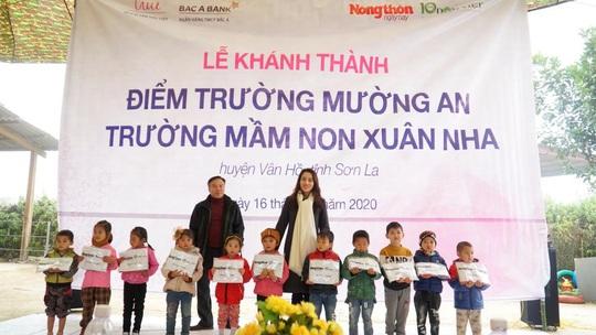 Sơn La: Tiếp sức cho trẻ vùng cao đến trường - Ảnh 11.
