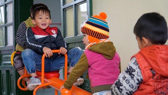Sơn La: Tiếp sức cho trẻ vùng cao đến trường - Ảnh 10.