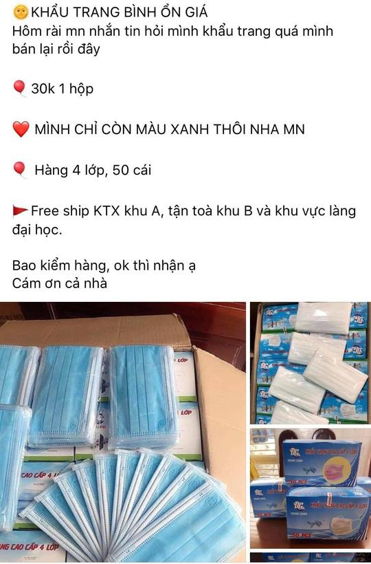 CLIP: Người dân TP HCM mua khẩu trang chống dịch Covid-19 - Ảnh 5.