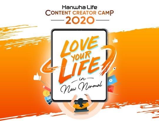Ra mắt sân chơi sáng tạo nội dung Hanwha Life Content Creator Camp - Ảnh 1.
