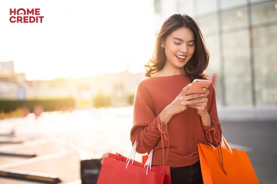 Home Credit tri ân khách hàng với nhiều ưu đãi hấp dẫn cuối năm - Ảnh 1.