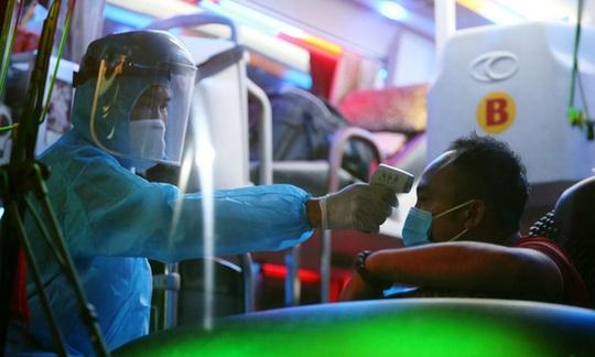 Các trường hợp từ TP HCM về Quảng Bình phải khai báo y tế bắt buộc - Ảnh 1.