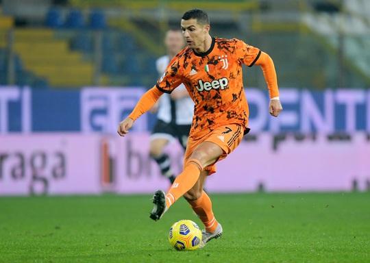 Ronaldo tiếp tục lập cú đúp, dẫn đầu danh sách Vua phá lưới Serie A - Ảnh 4.