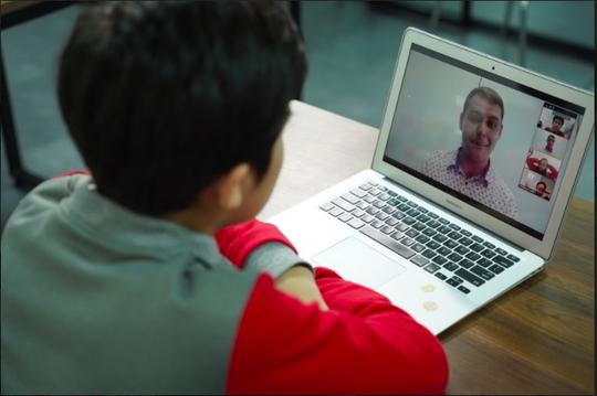 Ivy Global School công bố mô hình lớp học tương tác online với giáo viên Mỹ - Ảnh 2.