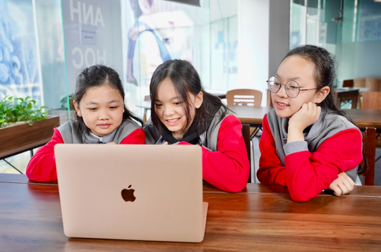 Ivy Global School công bố mô hình lớp học tương tác online với giáo viên Mỹ - Ảnh 3.