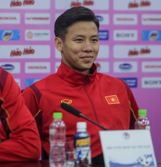 HLV Park Hang-seo nói chưa biết ai hơn ai trước trận tuyển Việt Nam - U22 Việt Nam - Ảnh 3.