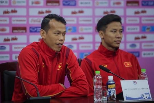 HLV Park Hang-seo nói chưa biết ai hơn ai trước trận tuyển Việt Nam - U22 Việt Nam - Ảnh 4.