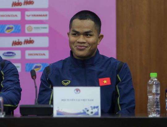HLV Park Hang-seo nói chưa biết ai hơn ai trước trận tuyển Việt Nam - U22 Việt Nam - Ảnh 5.