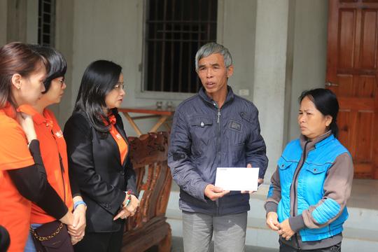 SHB góp phần hỗ trợ người dân miền Trung ổn định sau bão, lũ - Ảnh 2.
