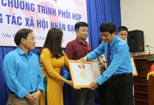 Khánh Hòa: Vận động gần 12.000 đoàn viên hiến máu tình nguyện - Ảnh 1.