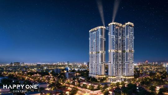 Phát triển căn hộ hạng sang Happy One – Central tại Thủ Dầu Một - Ảnh 1.