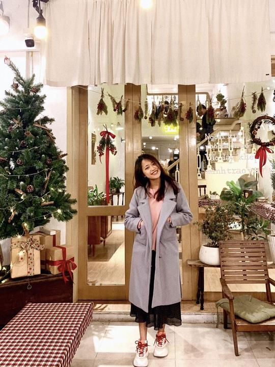 Check-in 8 quán cà phê đẹp mùa Giáng Sinh - Ảnh 4.