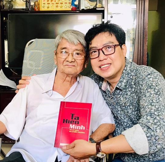 Mai Vàng nhân ái thăm hai NSƯT Tạ Hiền Minh và Bùi Xuân Hanh - Ảnh 4.