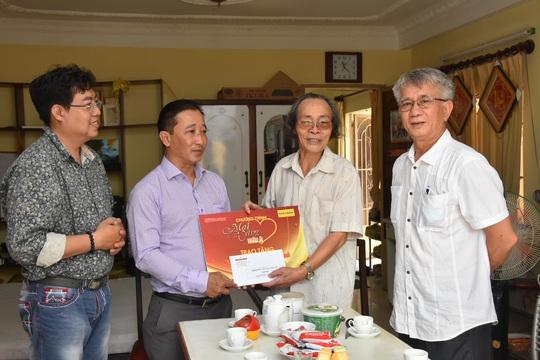 Mai Vàng nhân ái thăm hai NSƯT Tạ Hiền Minh và Bùi Xuân Hanh - Ảnh 5.