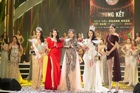 Phó ban tổ chức cuộc thi Hoa hậu Doanh nhân Việt Nam toàn cầu bị dọa giết? - Ảnh 1.
