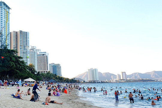 Vì sao căn hộ du lịch view biển luôn khát hàng? - Ảnh 1.