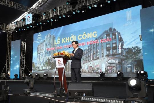 Dự án Trung tâm thương mại Đồng Xoài - The Light City chính thức được khởi công - Ảnh 2.