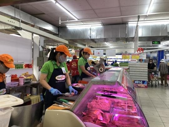 Giá thịt heo có xu hướng tăng trở lại - Ảnh 1.